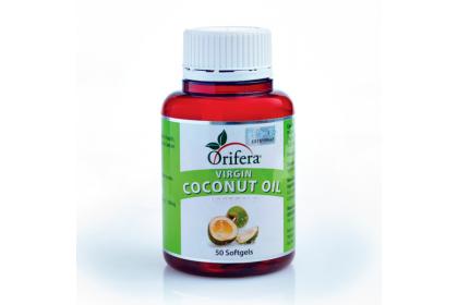 Virgin Coconut Oil Softgels